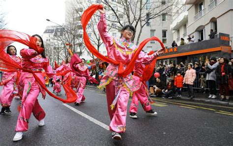 nouvel an chinois au quartier chinois à ivry quartier où fêter le nouvel an chinois à la femme moderne