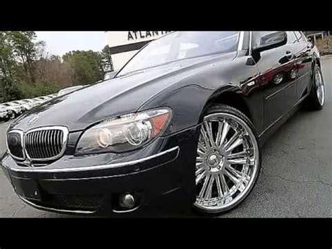 2007 Bmw 7 Series  Atlanta Luxury Motors  Duluth, Ga