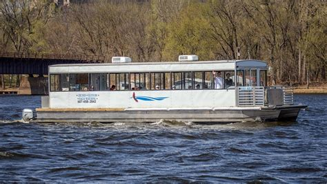 Minneapolis Boat Cruise by The Riverboat Cruise In Minnesota You Never Knew Existed