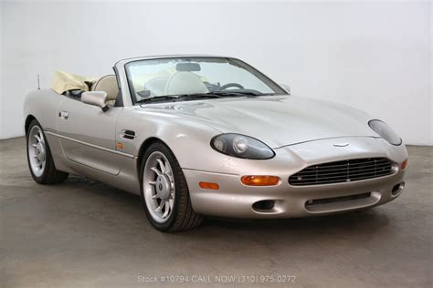 aston martin db7 volante for sale 1997 aston martin db7 volante convertible for sale car