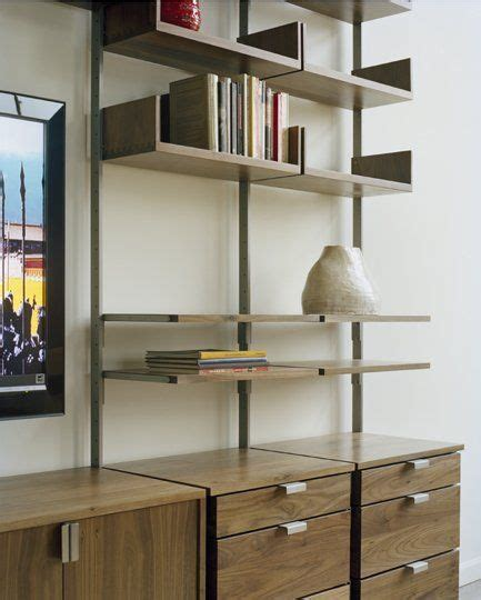 atlas  wall mounted tv stand home office  library