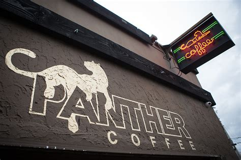 Owners Joel And Leticia Pollock Of Panther Coffee Coffee Bean Wallpaper Hd Machines Rent Maker Drip Makers Best 2018 Tp Cartoon Keurig Honey Process