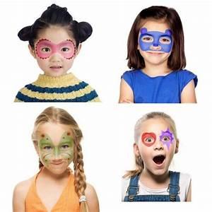 Modele Maquillage Carnaval Facile : maquillage ours carnaval ~ Melissatoandfro.com Idées de Décoration