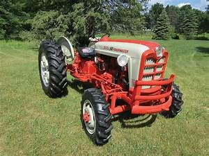 Ford 841 Powermaster With Mfwd