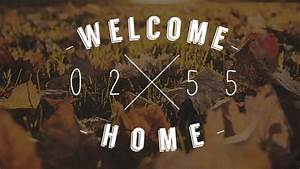'Hipster' Welcome Home 5 minute Countdown - YouTube