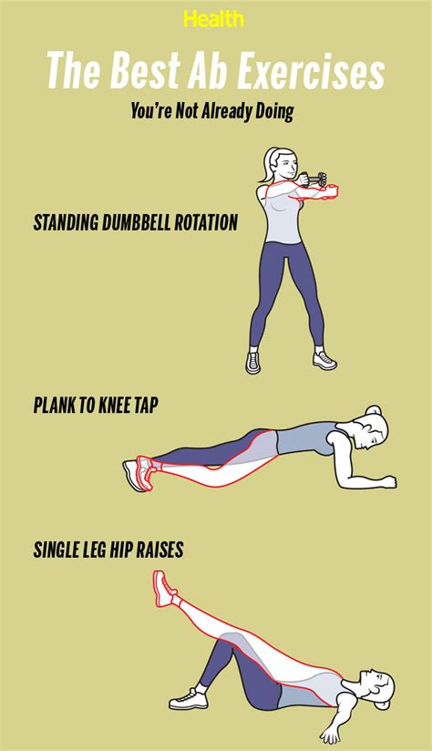 Best Ab by 3 Ab Exercises You Re Not Doing But Should Be Health