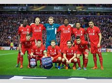 Liverpool vs Southampton How Reds could line up for