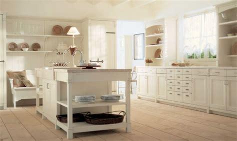 cuisine couleur beige la cuisine de style cagne italienne revisitée par
