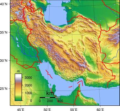 Ģeogrāfiskā karte - Irāna - 1,608 x 1,502 Pikselis - 2.96 ...