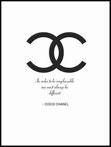 Coco Chanel Bilder : coco chanel different bga fotobutik ~ Cokemachineaccidents.com Haus und Dekorationen
