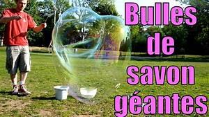 Recette Bulles De Savon : bulles de savon g antes science tonnante 13 youtube ~ Melissatoandfro.com Idées de Décoration
