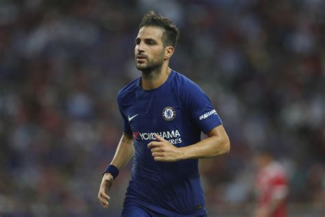 Fabregas the fulcrum as Chelsea start defence