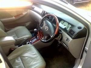 Used Cars Kenya    2002 Toyota Corolla Nze    Nairobi