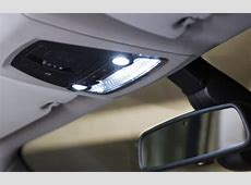 BMW Genuine Interior Roof LED Light Module Pack of 4