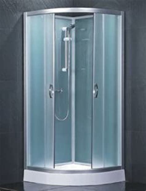 contained shower units shower cubicles  contained