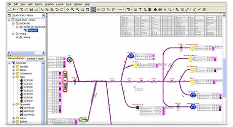 vesys harness mentor graphics