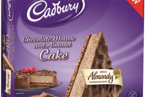 almondy teams   mondelez  cake launch food