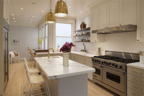 grand traditional kitchen remodel  san francisco jeff king  company award winning green