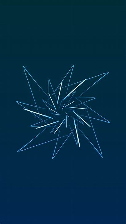 Geometry Geometric Wallpapers Simple Dash Cool Manjaro