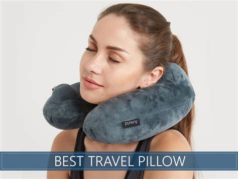 best travel pillow best travel pillow you can buy in 2018 honest reviews