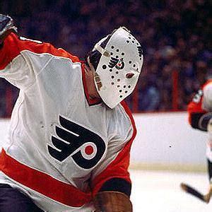 goalie mask bernie parent nhl philadelphia flyers