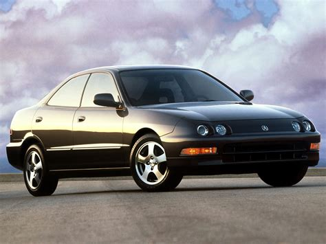 Acura Intera : Acura Integra Gs-r Sedan Wallpapers