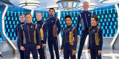 Discovery Trek Uniform Star Uniforms Cast Startrek