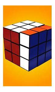 Rubik's Cube 3D Animated Model - YouTube