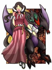 Drasna Pokemon Elite 4 Images | Pokemon Images