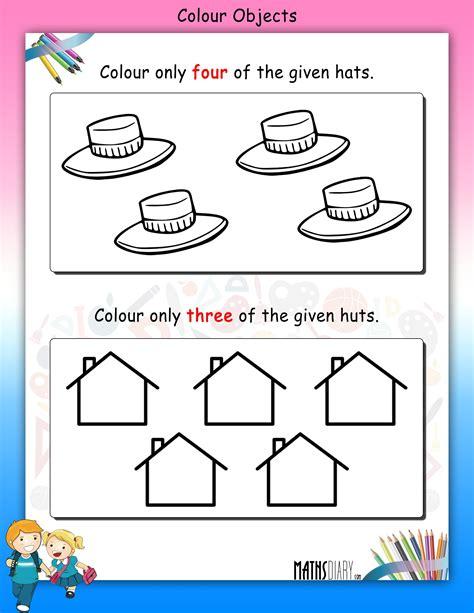 numbers ukg math worksheets