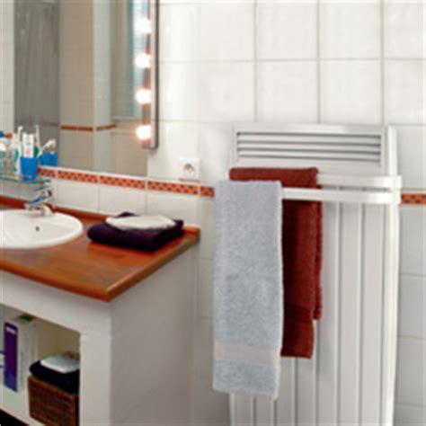 chauffage pour salle de bains aterno