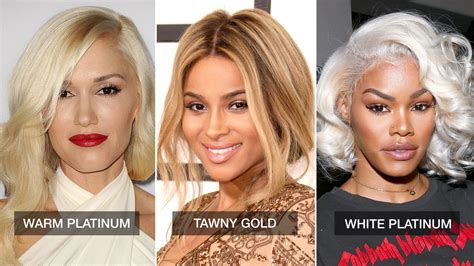 The 26 Best Blonde Hair Color Ideas for Every Skin Tone