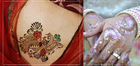 painting my mehndi designs