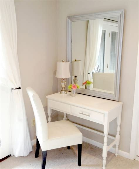 makeup vanity without mirror etikaprojects do it yourself project 7334