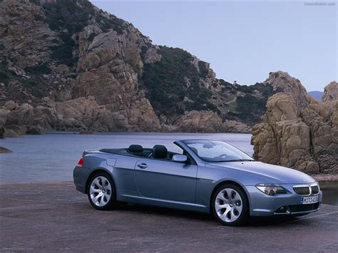 2004 Bmw Convertible by Bmw 645ci Convertible 2004 Car Photo 29 Of 59