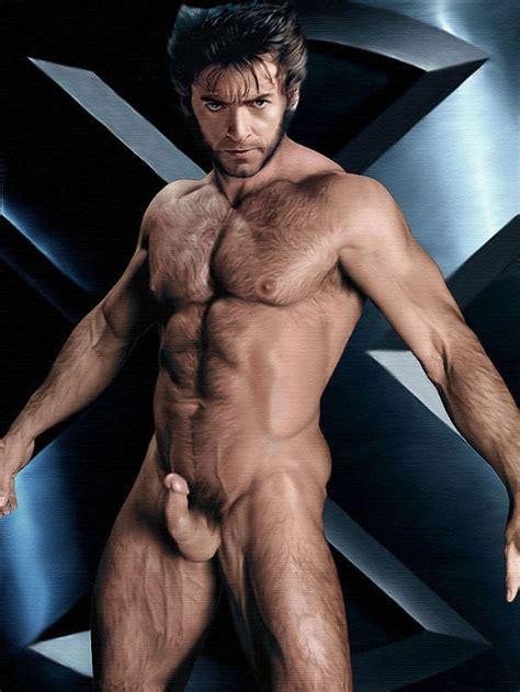 Showing Porn Images For Hugh Jackman Fake Porn Nopeporn Com
