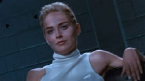 Sharon Stone Shares Her 'basic Instincts' Audition Tape