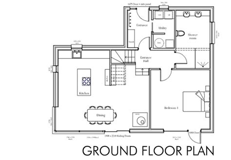 builder house plans house plans ground floor house our self build