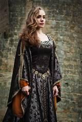 Beautiful women sex medieval costum