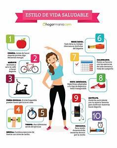 Cómo llevar un estilo de vida deportivo saludable Hogarmania