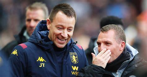 John Terry sent 'weird' Derby County warning as Aston ...