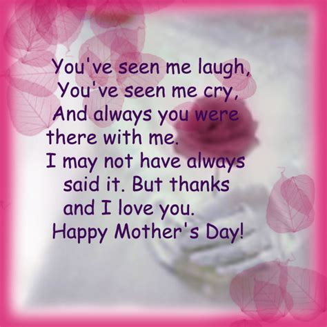 mothers day quotes poems 20 inspirational mother s day quotes