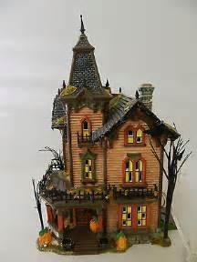 Dept 56 Halloween Village Sale by Dept 56 Halloween Houses For Sale Classifieds