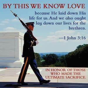 Veterans Day: Shield of Strength - FaithGateway