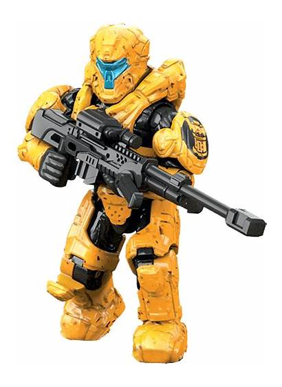 Fireteam Castle Spartan Halo War Master Mega