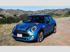 2015 Mini Cooper S 4Door review More doors, more engine