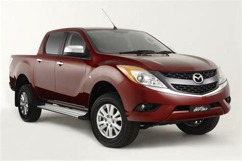 mazda hybrid 4x4 2013 mazda bt 50 pickup truck with more powerful fuel