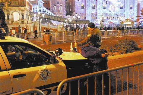 las vegas arrests  nevada revised statutes