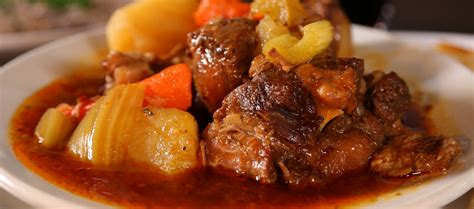 oxtail stew recipe dishmaps