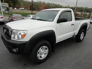 Sell Used Certified 2011 Tacoma Regular Cab 4x4 5 Speed